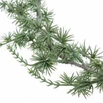 Garland barrträd grågrön 167cm