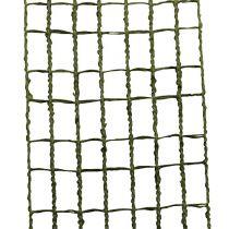 Meshband 4,5 cm x 10 m mossgrönt