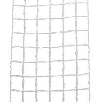Gitterband 4,5 cm x 10 m vitt
