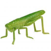 Gräshoppa grön 11cm 1p