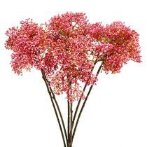 Elderflower gren rosa 54,5 cm 4st