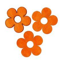 Träblomma för spridning av orange 4cm 72st