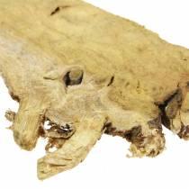 Dekorativa träskivor naturliga 1 kg