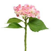 Hortensia rosa 33cm