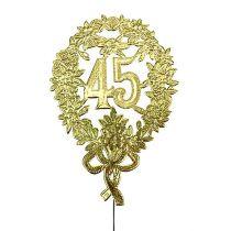 Jubileum nummer guld