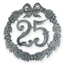 Jubileum nummer 25 i silver