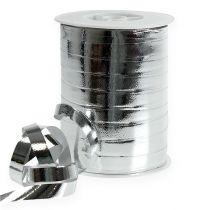 Flisat bandglans 10mm 250m silver