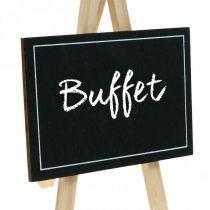 Krita ombord, bordsdekoration, deco styrelse, bröllop dekoration, träskiva 6st