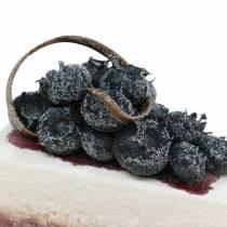 Pajbit blåbär konstgjord 10 cm