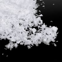 Dekorativa snöflingor, grova 100g