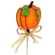 Pumpaplugg orange 32cm 12st