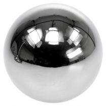 Dekorativa bollar rostfritt stål Ø11cm 2st