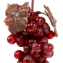 Konstgjorda fruktdruvor röda 22cm