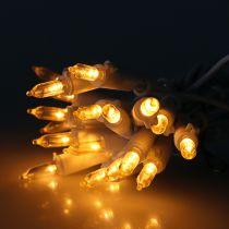 LED minikedja 20L vit varmvit 3m