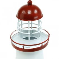 Fyrgarnering för maritim dekor för metall sommar