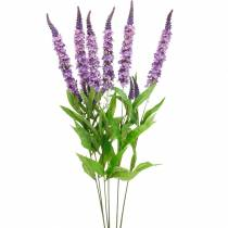 Fjärilslila, konstgjord lila, sidenblomma, sommarlila 6st