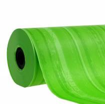 Manschettpapper grönt 25cm 100m