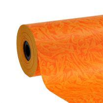 Manschettpapper orange 25cm 100m