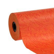 Manschettpapper orange-rött 25cm 100m