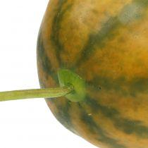 Melon konstgjord gul Ø10cm 13cm