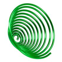 Metallskruvtrådskruv äppelgrön 2mm 120cm 2st