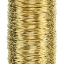 Myrtråd guld 0,30 mm 100 g