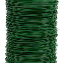 Myrtle wire grön 0,35mm 100g