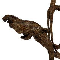 Natraj antler wood mix naturliga 10st
