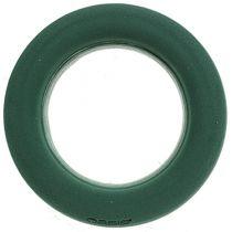 Blommig skumring grön kranspropp storlek Ø42cm 2st