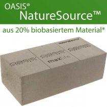 OASIS® NatureSource tegel blommig skum 23cm × 11cm × 7cm 10st