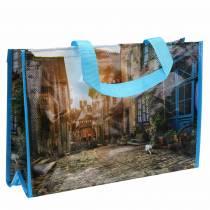 Shoppingväska med handtag Brittany plast 45 × 14 × 30 cm shopper