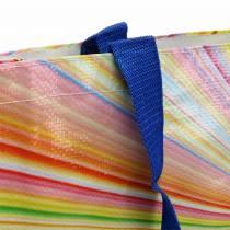 Shoppingväska med handtag Mikado plast 37 × 10 × 40 cm