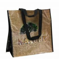 Shoppingväska med handtag Naturplast 40 × 20 × 40 cm