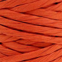 Papperssladd 6mm 23m orange