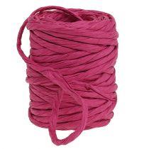 Papperssladd 6mm 23m rosa