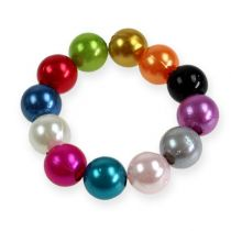 Dekorativa pärlor Ø10mm 115st