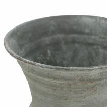 Goblet Cup Antique Grey Ø7,5cm H9cm