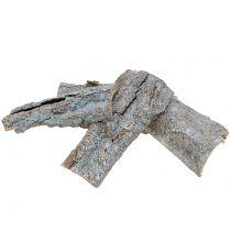 Bark för att tillverka Vit tvättad 13cm 1kg