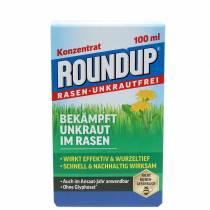 Roundup gräsmatta ogräsfritt koncentrat 100 ml