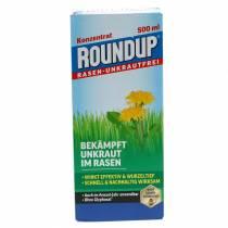 Roundup gräsmatta ogräsfritt koncentrat 500 ml