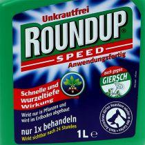 Roundup ogräsfri hastighet 1L