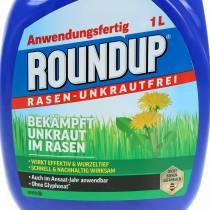 Ogräsmedel för gräsmatta Roundup 1l