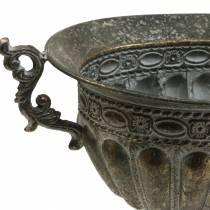 Cup Antique Gold Oval 42cm H28cm