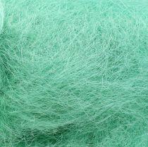 Sisal dekorgräs ljusgrön 250g
