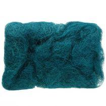 Sisal blågrön 250g