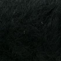 Sisal dekorativt gräs svart 250g