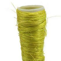 Sisal väska ljusgrön Ø1.5cm L15cm 20st