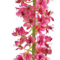 Steppe stearinljus öken rosa 106cm