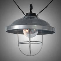 LED-solljus, utomhusbelysningstråd