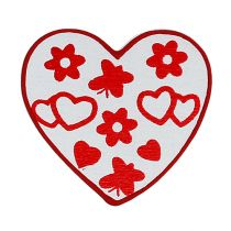 Sprid hjärtan sortera. 3cm 24st